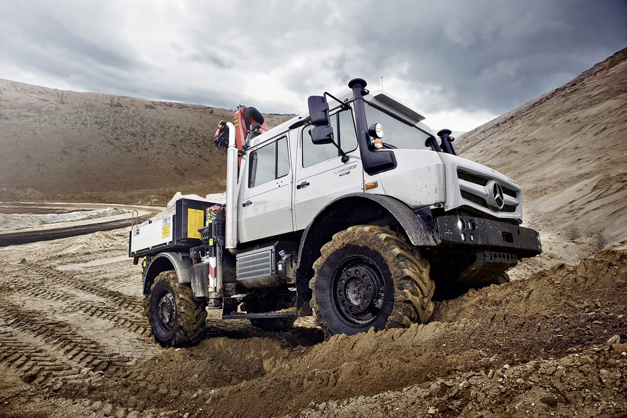 Mercedes-Benz Unimog